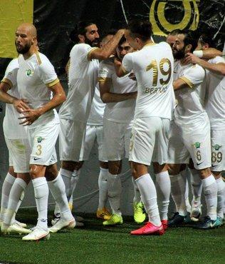 İstanbulspor 0-1 Akhisarspor | MAÇ SONUCU