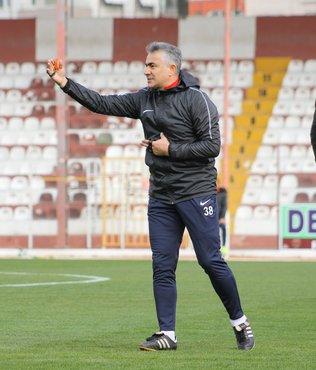 Hatayspor'da iddialı başlangıç: Şampiyonluk olup Süper Lig'e...