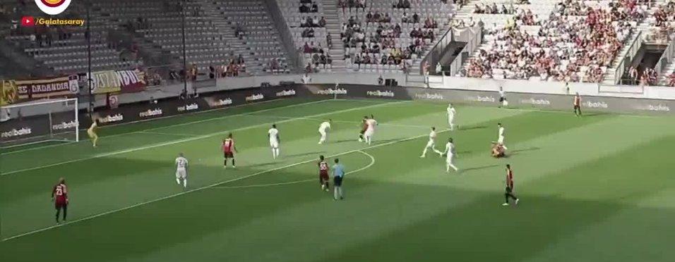RB Leipzig 3-2 Galatasaray (MAÇ ÖZETİ)