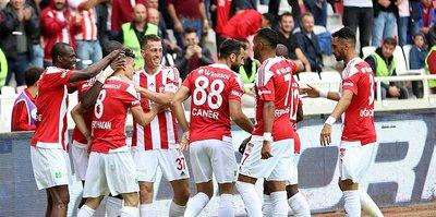 Sivasspor 3-1 Ankaragücü | MAÇ ÖZETİ