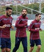 Fırtına, Göztepe maçı hazırlıklarına başladı