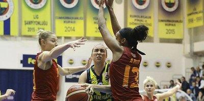 Fenerbahçe 48-59 Galatasaray | MAÇ SONUCU