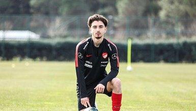 Ajaxlı futbolcu Tunahan Taşçı'nın hedefi A Milli Takım