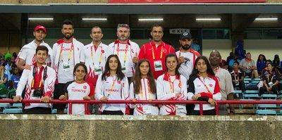 Türk atletler Kenya'da finallere kaldı