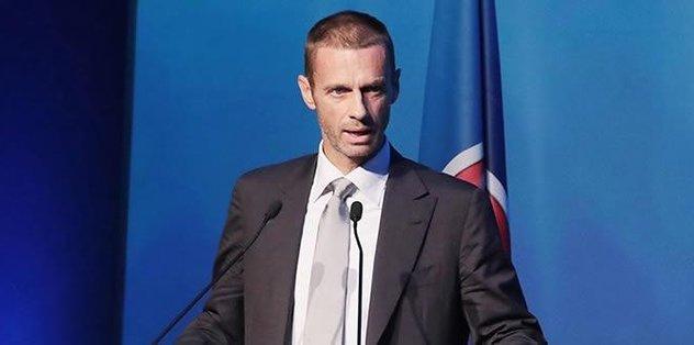 UEFA başkanından Türk kulüplerine borç uyarısı