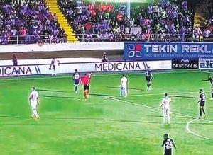 Alanyaspor-Fenerbahçe maçında kural hatası var mı?