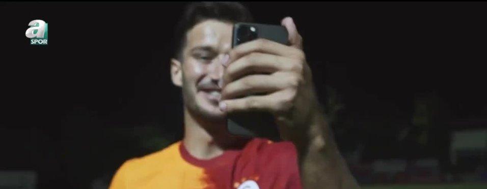 Galatasaray'da Oğulcan Çağlayan için duygusal video!