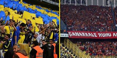 Kadıköy'de ortak tezahürat