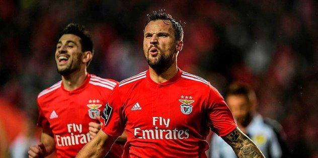 Benfica İstanbul'a eksik geliyor