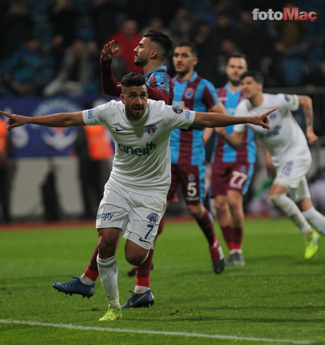 Galatasaray sonunda Trezeguet'ye kavuşuyor!