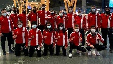 Genç Milli Boks Takımı'mız Dünya Şampiyonası için Polonya'ya gitti