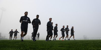 Kasımpaşa'da Gençlerbirliği maçı hazırlıkları