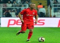 Gökhan Töre'den Galatasaray'a mesaj var