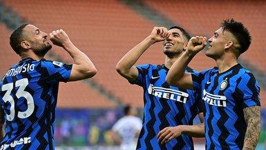 Inter 5-1 Sampdoria | MAÇ SONUCU