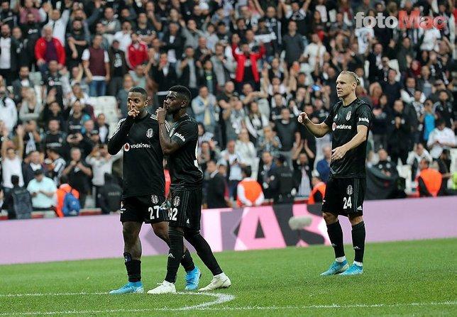 Beşiktaş'tan sürpriz transfer hamlesi! İmzalar atılıyor