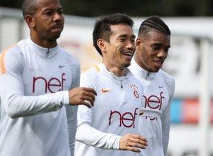 Galatasarayda Nagatomo alarmı