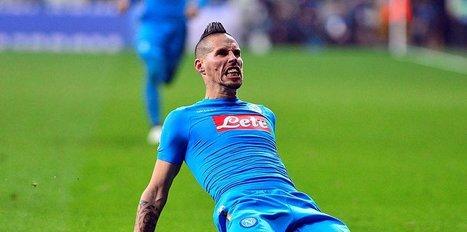 Marek Hamsik transfer oluyor!