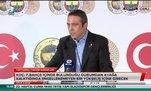 Ali Koç'tan Fatih Terim'e cevap