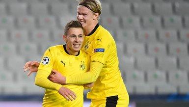 Borussia Dortmund'un Beşiktaş maçı kadrosu belli oldu! 6 eksik...