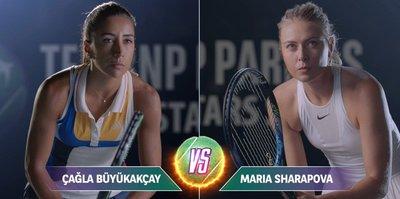 Türk taraftardan Sharapova'ya evlenme teklifi!