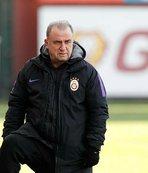 Fatih Terim Galatasaray 11'ini belirledi