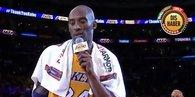 Kobe Bryant'ın havlusu 33 bin dolara satıldı!