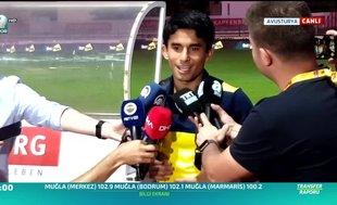 Murat Sağlam: Çalışıp formayı kapmak istiyorum
