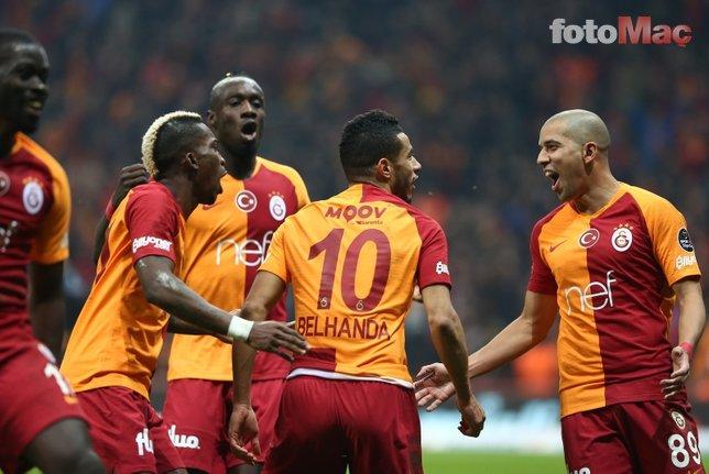Fenerbahçe'yi Onyekuru yıkacak! İşte Galatasaray'ın derbi 11'i