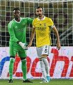 Fenerbahçe Üsküp'te 'TOPAL'ladı: 2-0