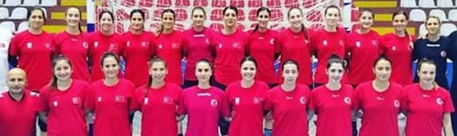A Milli Kadın Hentbol Takımı, Almanya karşısında