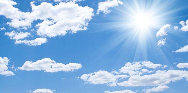 Hafta sonu hava nasıl olacak? İstanbul hava durumu