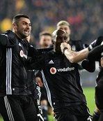 Beşiktaş seriye devam ediyor
