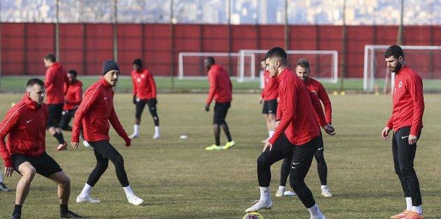 Gençlerbirliği'nde MKE Ankaragücü maçının hazırlıkları sürüyor