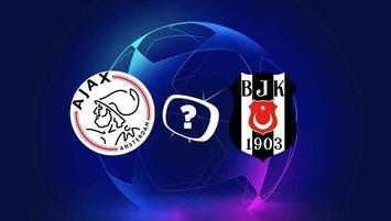 Ajax Beşiktaş maçı hangi kanaldan yayınlanacak?