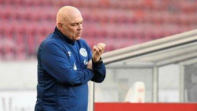 Son dakika spor haberleri: Schalke 04'te kötü sonuçlar sonrası iki ayrılık birden!