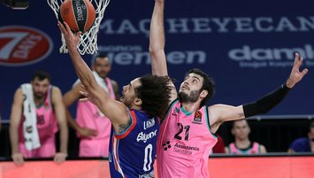 Larkin EuroLeague'de haftanın MVP'si seçildi!