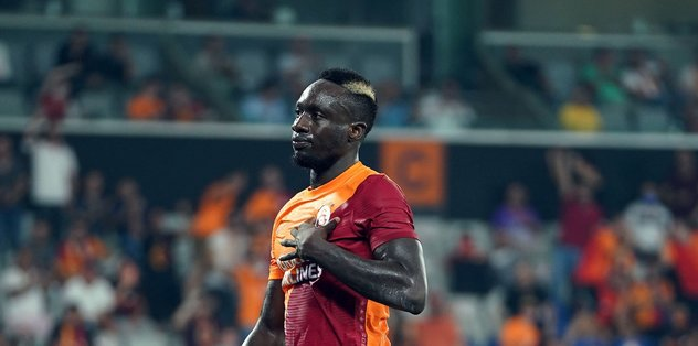 Son dakika Galatasaray haberleri   Fatih Terim'den flaş Diagne kararı! - Son dakika Galatasaray h...
