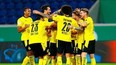 Almanya Kupası: Duisburg 0-5 Borussia Dortmund   MAÇ SONUCU