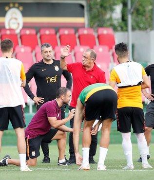 Galatasaray, Göztepe'ye hazırlanıyor