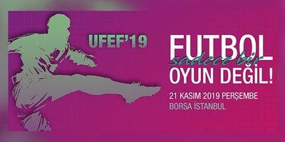 Uluslararası Futbol Ekonomi Forumu 21 Kasım'da