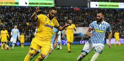 Juventus SPAL'la berabere kaldı