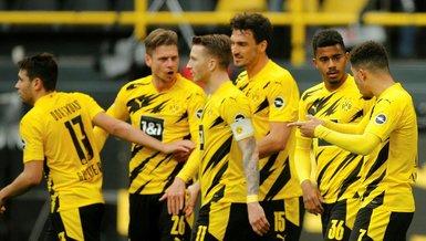 Borussia Dortmund - RB Leipzig: 3-2 (MAÇ SONUCU - ÖZET)