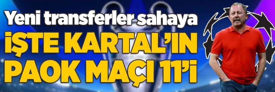 yeni transferler sahada olacak iste besiktasin paok 11i 1597828603728 - Son dakika: PAOK-Beşiktaş maçının hakemi belli oldu!