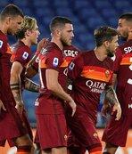 Roma penaltılarla üç puanı kaptı!