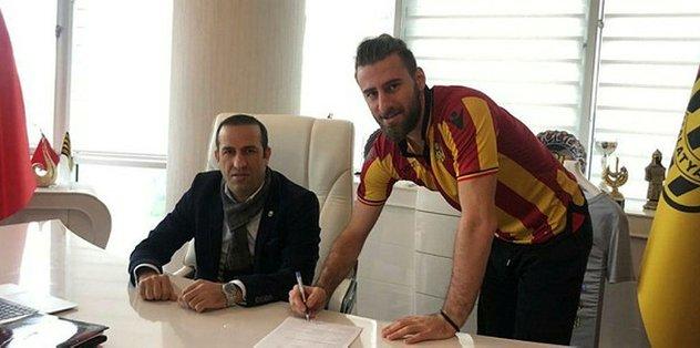 E.Yeni Malatyaspor'da Yiğithan Güveli imzayı attı