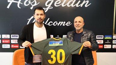 Alanyaspor Serkan Kırıntılı'yı kadrosuna kattı!