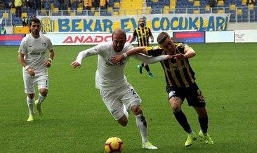 Maç sonucu | MKE Ankaragücü 2-1 BB Erzurumspor
