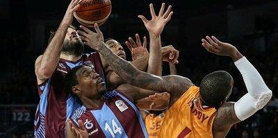 Galatasaray, Trabzonspor'u yendi