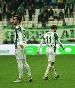 Bursaspor'da Medipol Başakşehir maçı hazırlıkları başladı