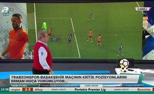 Erman Toroğlu: Pozisyon net penaltı